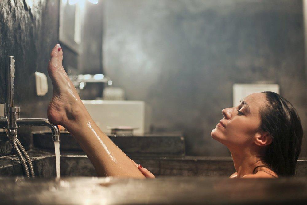 Blødere hud & hår - Kalkfrit vand giver blødere hud og hår - og blødere tekstiler