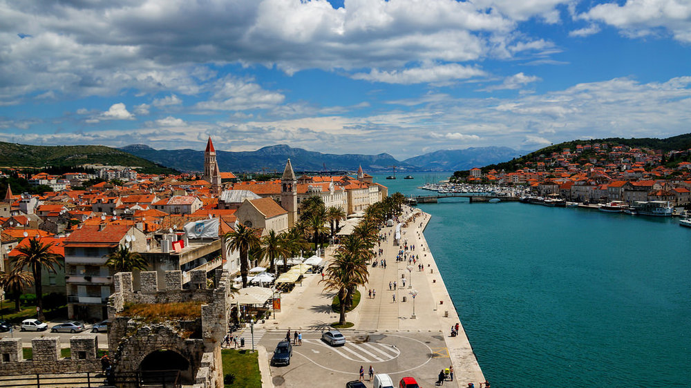 Nearby places include beautiful historic city of Trogir
