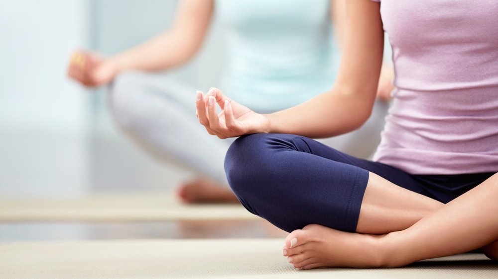 Yoga Classes - Group yoga classes held in Alton