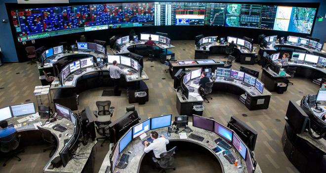 LADWP Control Center
