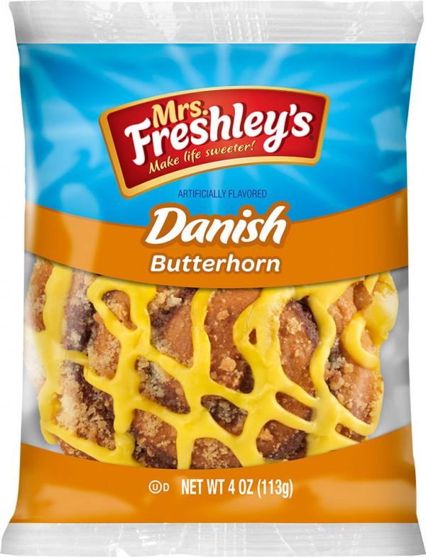 Butterhorn Danish