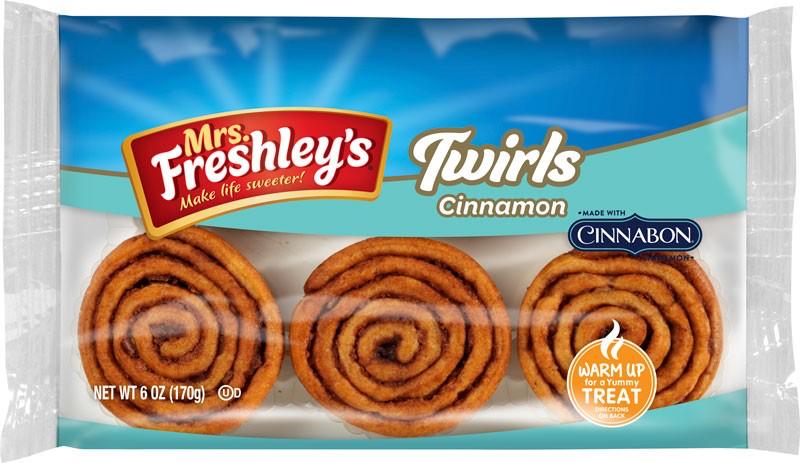 Cinnabon Cinnamon Twirls