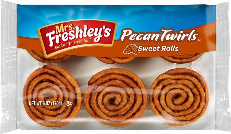 Pecan Twirls