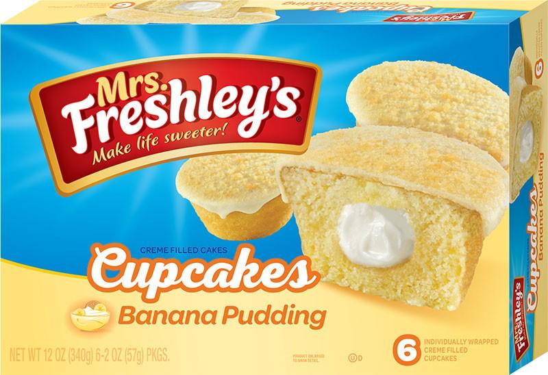 Banana Pudding Cakes