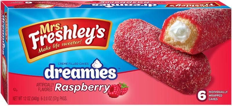 Raspberry Dreamies