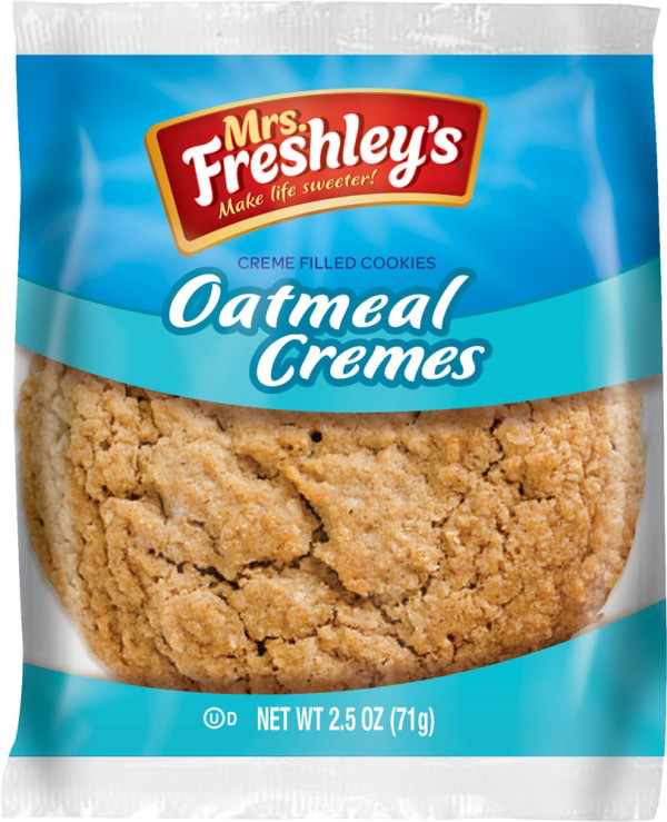 Oatmeal Creme Pie Cookie