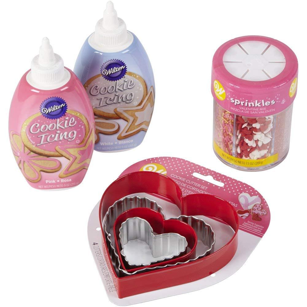 Valentine's Day Cookie Kit -$25