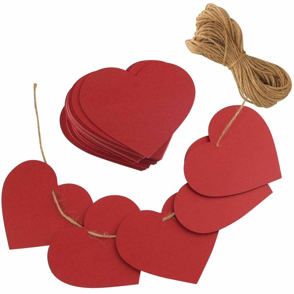 Paper Hearts -$8