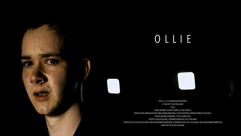 The film poster for   Ollie