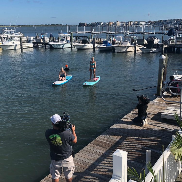 HGTV Feature - WE'RE ON THE BIG SCREEN!STACEY'S SURF & PADDLE WAS RECENTLY FEATURED ON HGTV! CLICK HERE TO CHECK OUT THE CLIP.