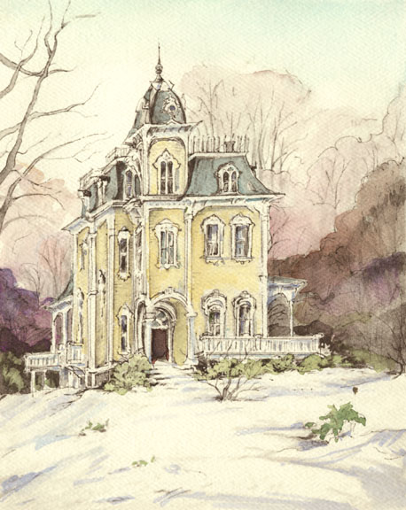 Croft Villa