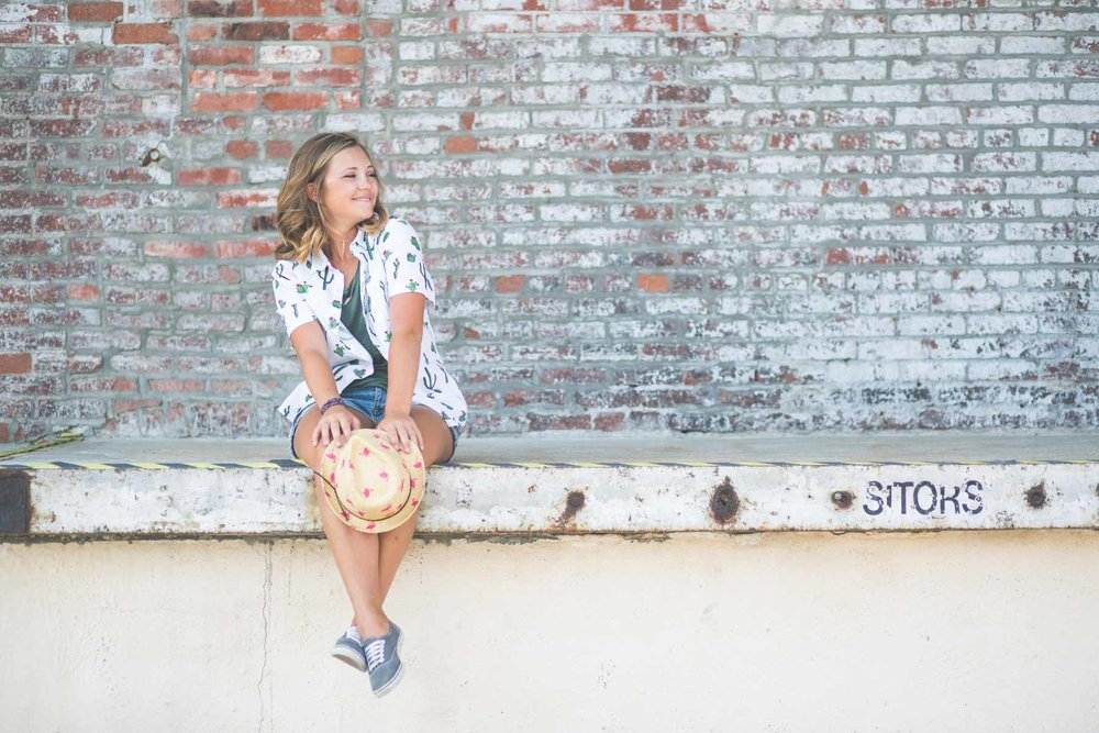 Senior Photos - Show the world that you are one of a kind.