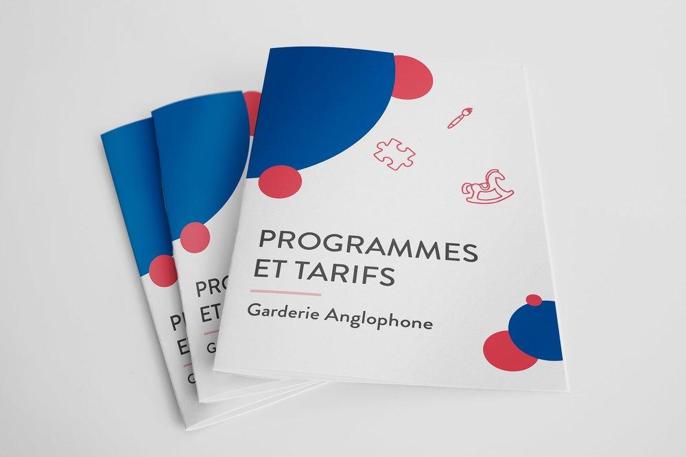 Programmes et tarifs - A quoi ressemble les programmes et les horaires possibles? Quelles sont les multiples options et nos tarifs?Quelles sont les démarches et les conditions? Retrouvez toutes ces informations dans notre PDF