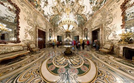 Gasparini room - Madrid Royal Palace