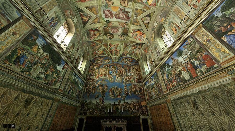 virtual-tour-of-sistine-chapel