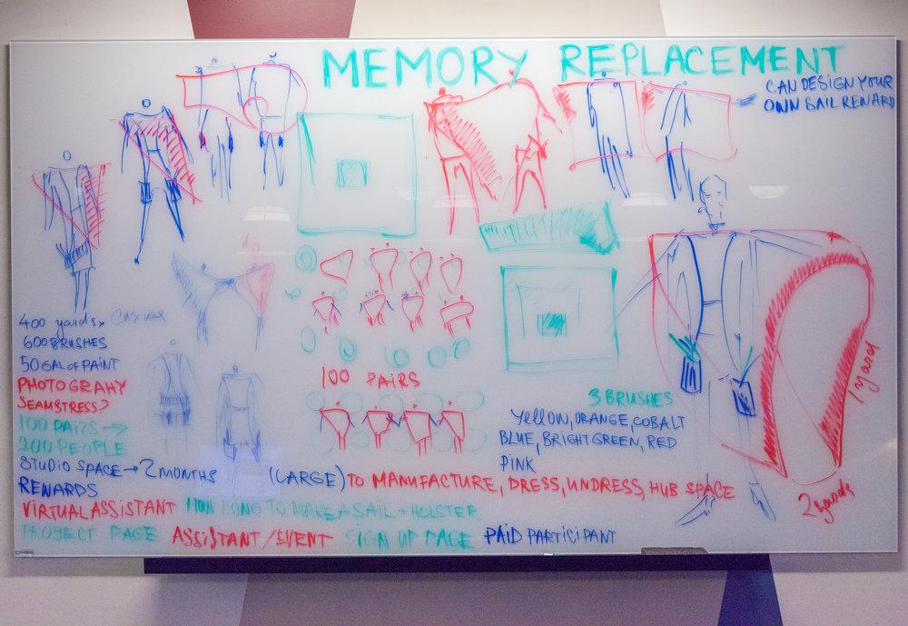 Memory Replacement Masterplan