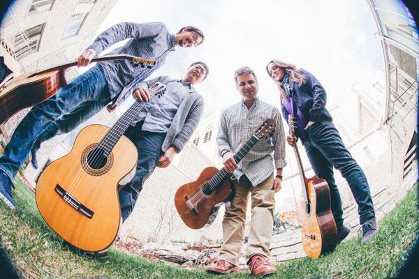 Guest Artists: Tantalus Quartet