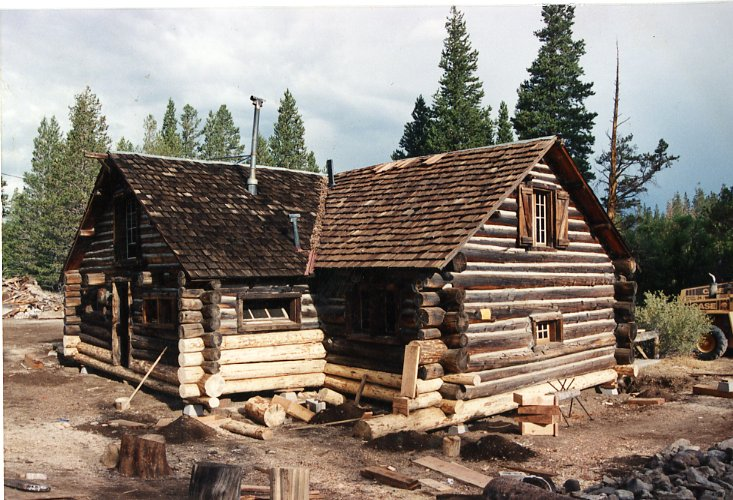 Cabin Renovation-1994