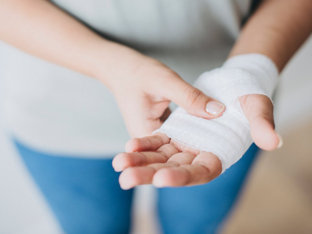 Slip/Trip and Fall Injuries -