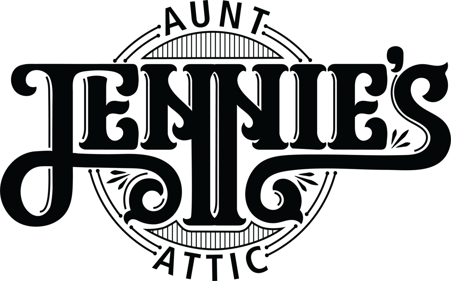 Aunt Jennie's Attic