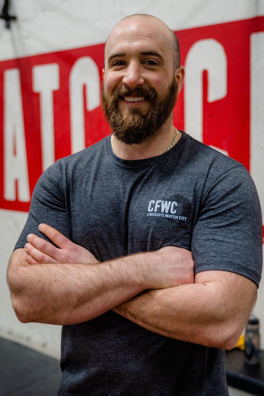 Matt VK - Coach, crossfit