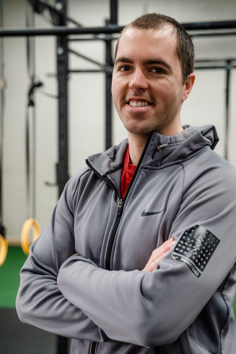 Jeff - Coach, Crossfit