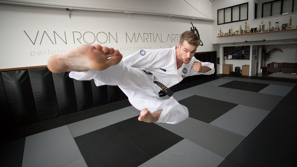 taekwon-Do, self-defence & FITNESS - ADULTS