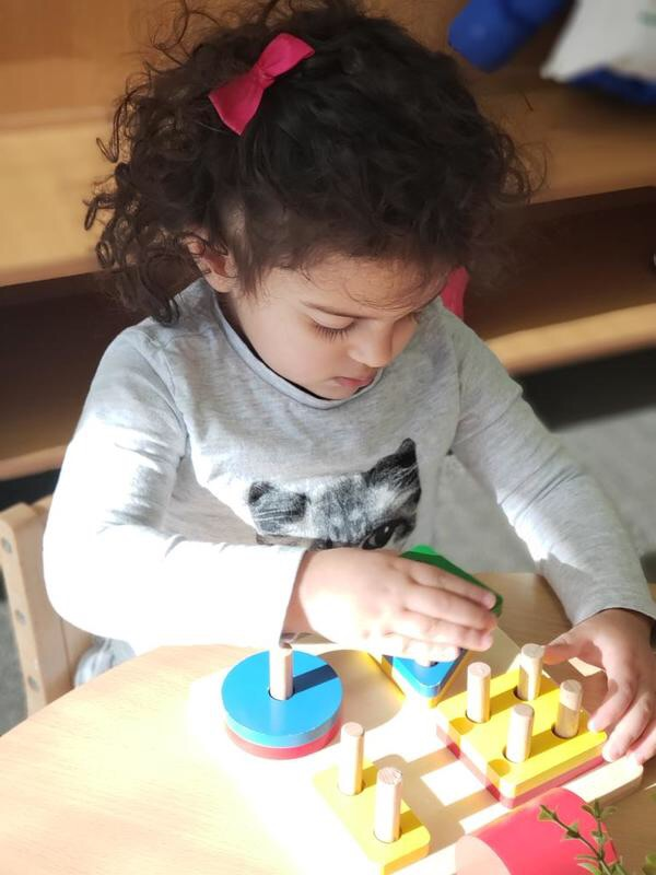Children's community - Our children's community program is designed for toddlers age 16 months to 3 years
