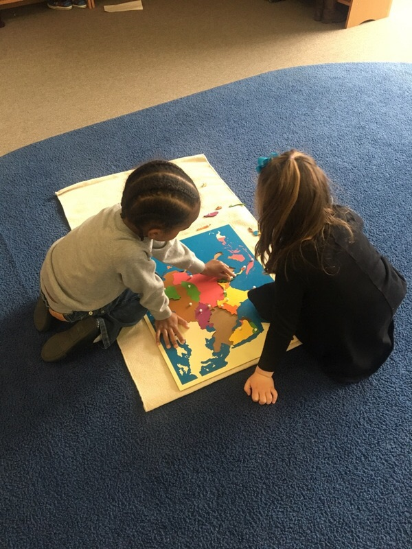Primary - Our primary program is designed for children age 3 to 6 years