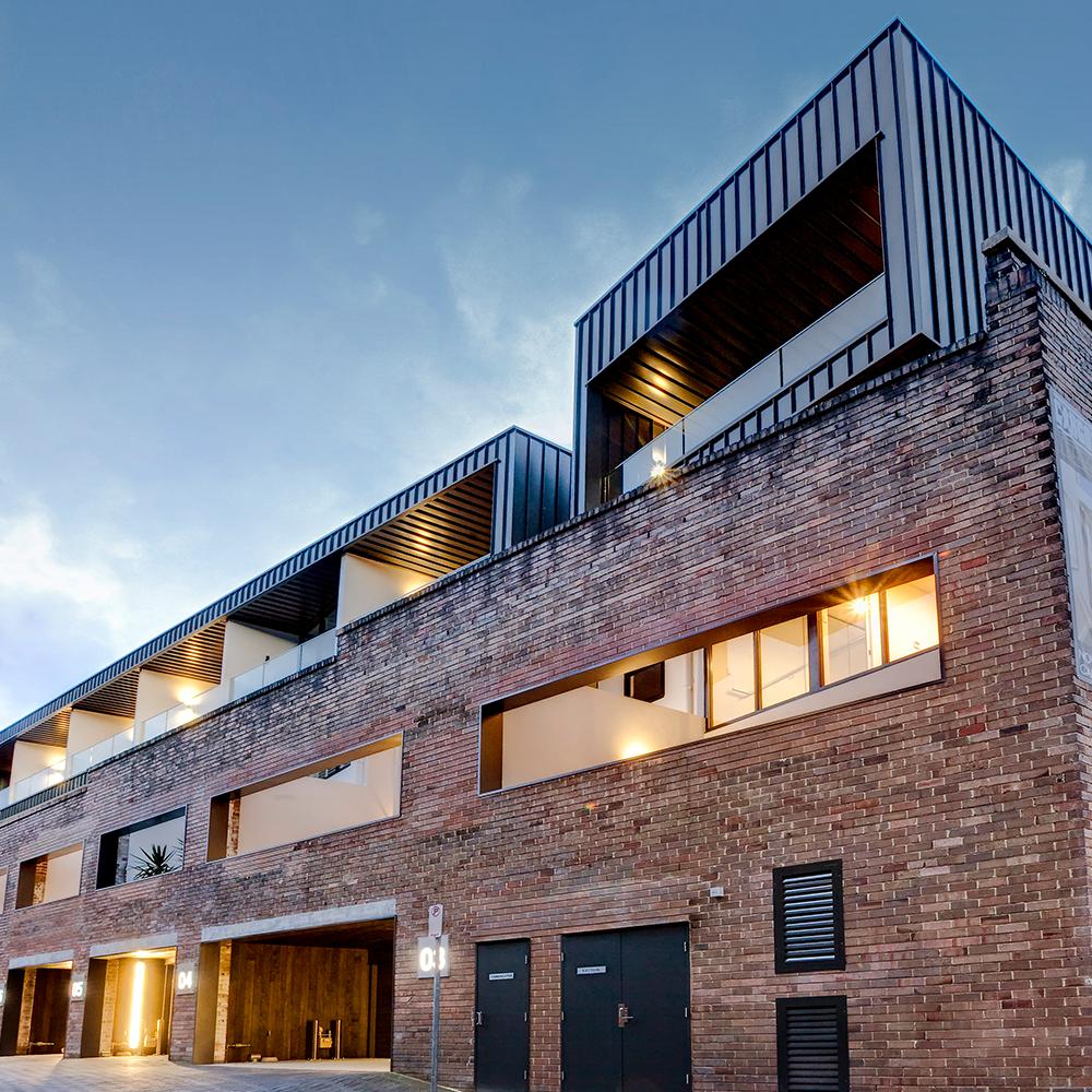 Cargo Lane Terraces -