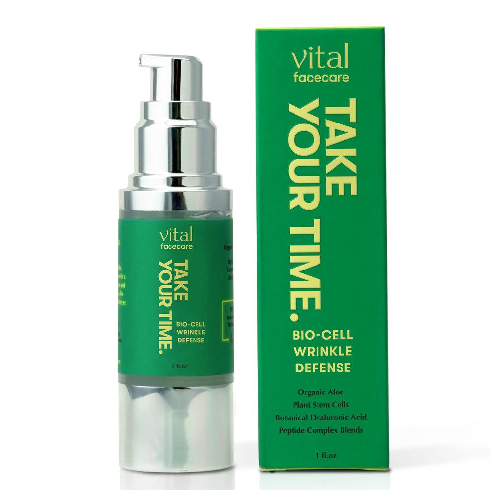 Wrinkle Defense Gel