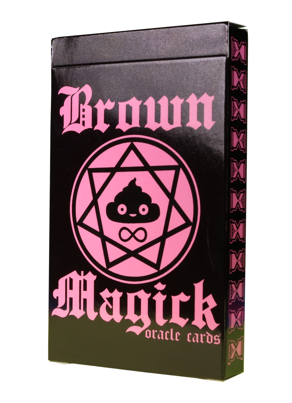 richie brown brown magick oracle deck.png