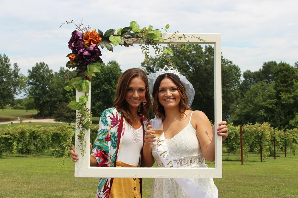 Bridal Showers - With wonderful vineyard views and wines to please everyone, the winery is a perfect destination for bridal showers.