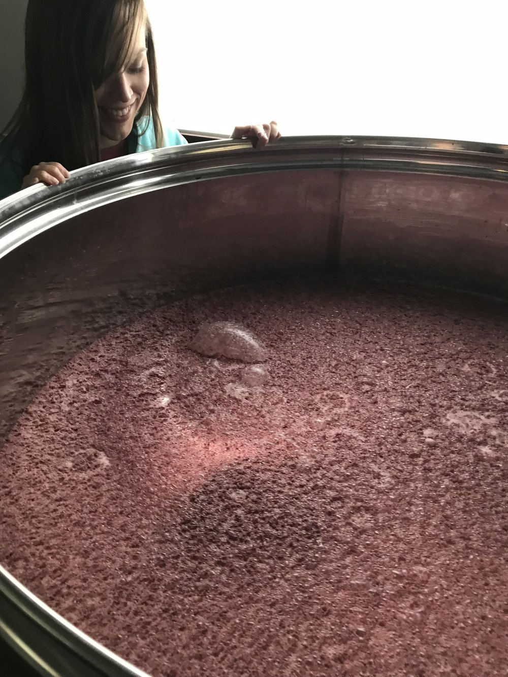 Late Fall - WE FERMENT WINE