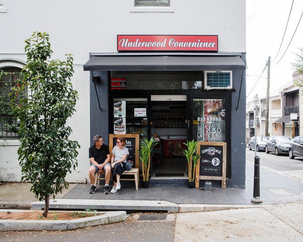 UNDERWOOD CAFE & CONVENIENCE - 83 UNDERWOOD STREET