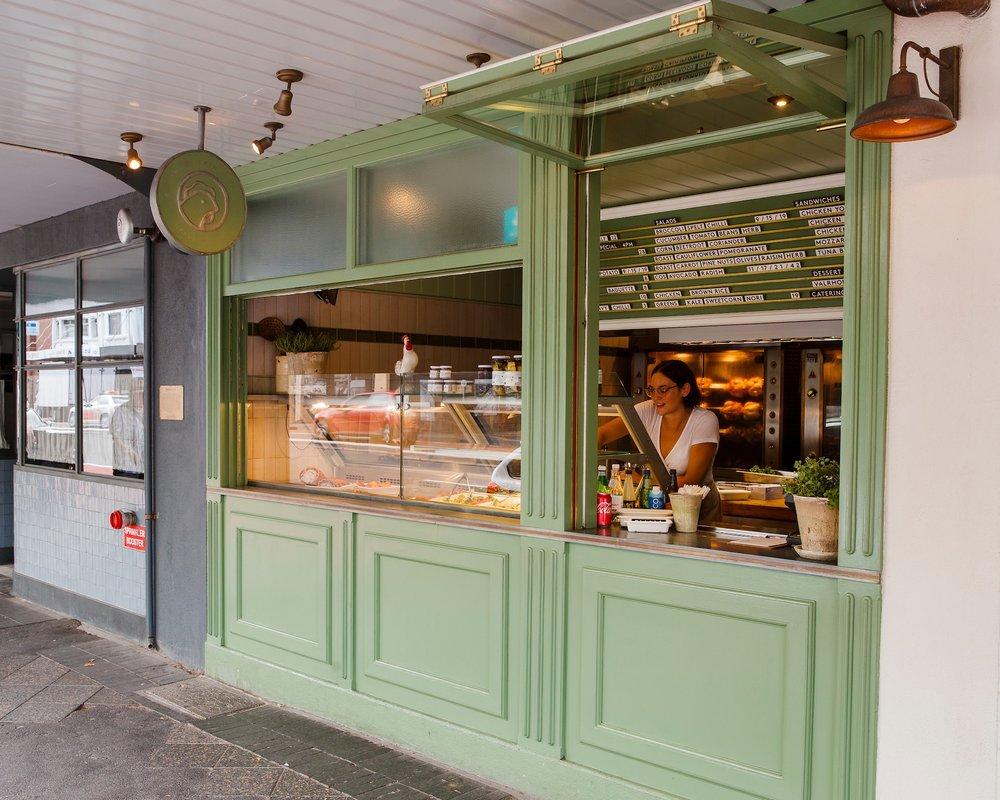 The chicken shop - 382 OXFORD STREET