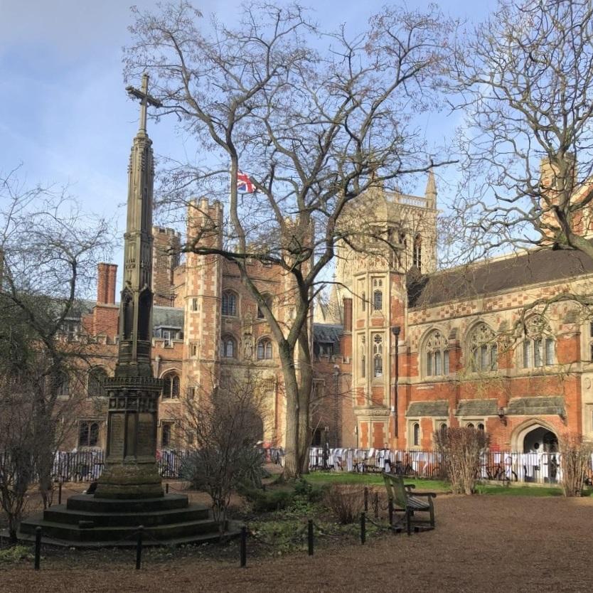 The Old Divinity School, Cambridge