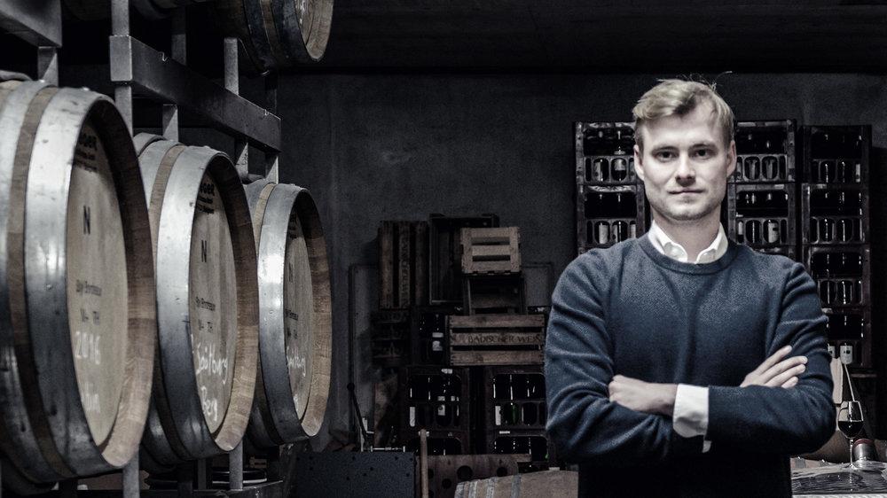 Thomas Diehl seit Januar 2019 der Partner im Weingut - 01.01.2019