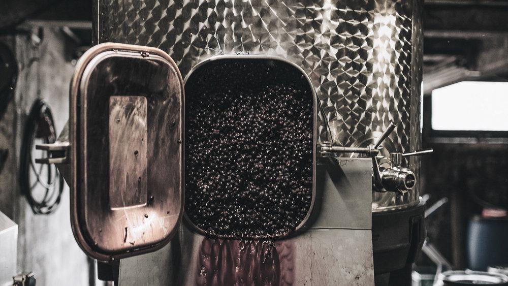 Vorbereitungen zu einem neuen Jahrgang:Rotwein für erste Lage und Barrique - der Beitrag ist noch in vorbereitung