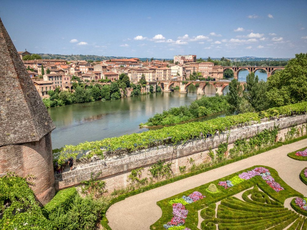 Copy of Jardins du Palais de la Berbie, Albi