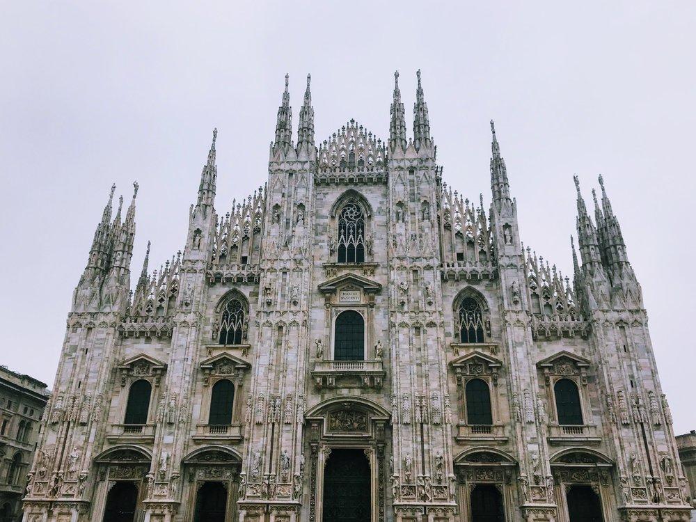 Milan's Duomo.JPG