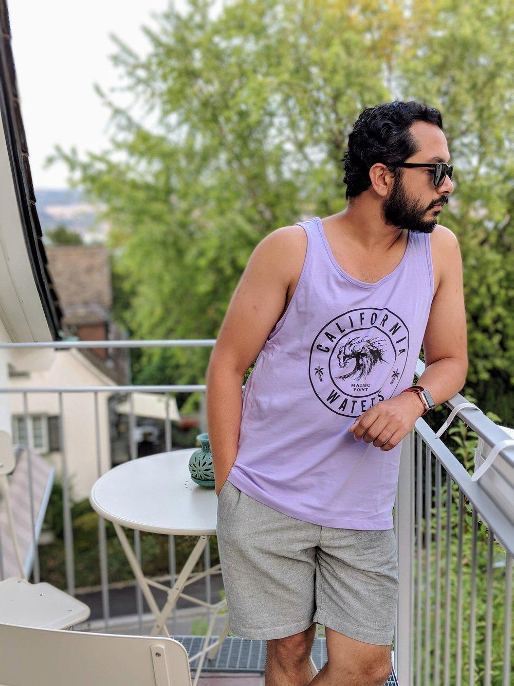 Summer in Zurich
