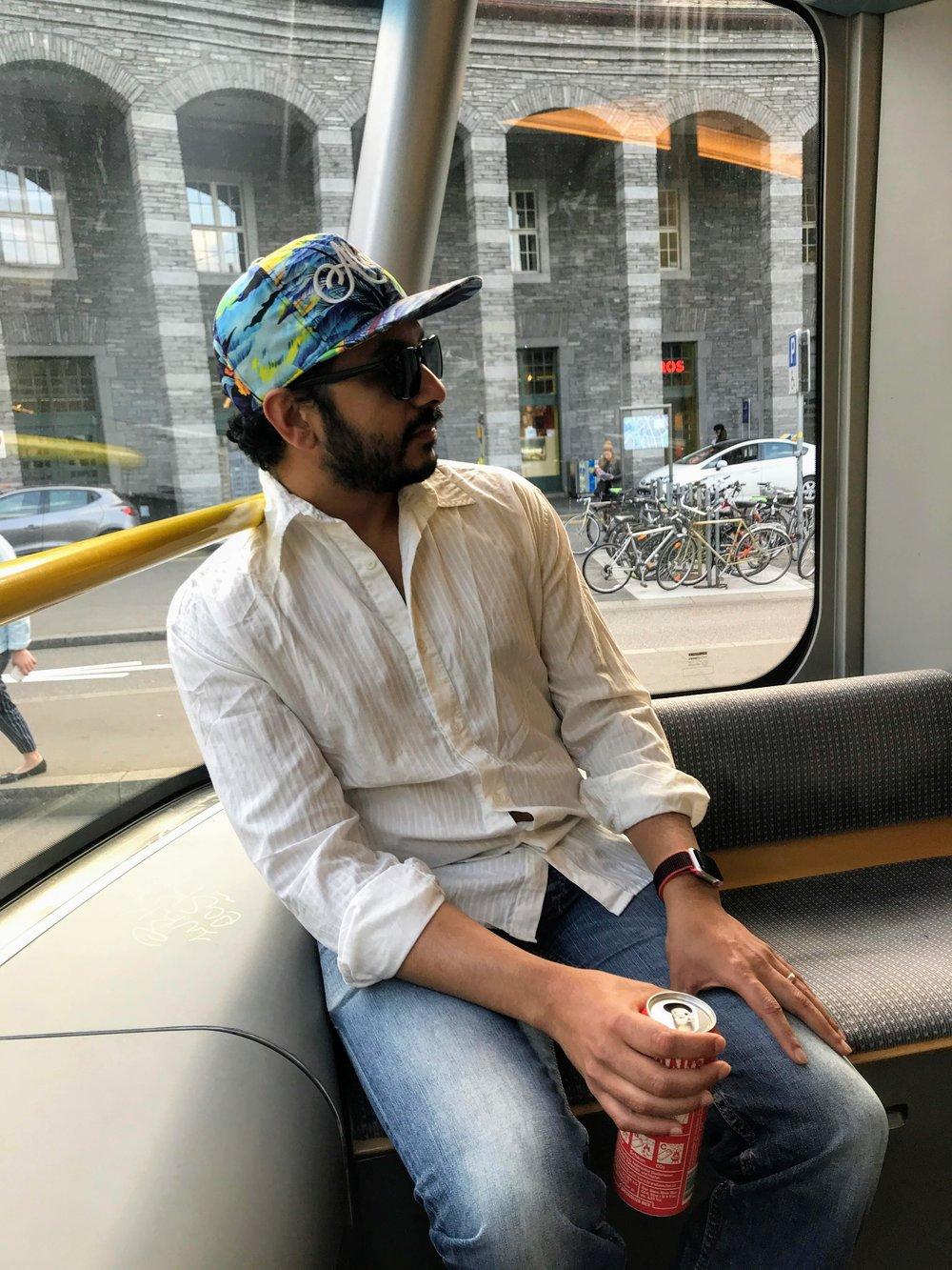 BYOB on Swiss public transit.JPG