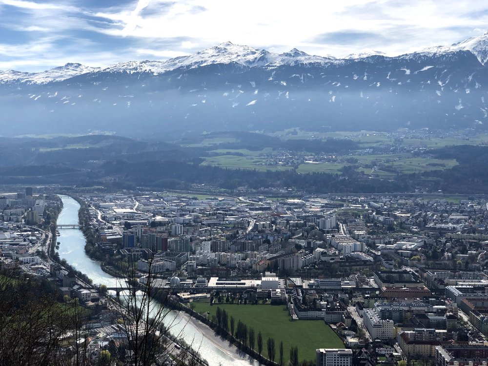 View from Hungerberg