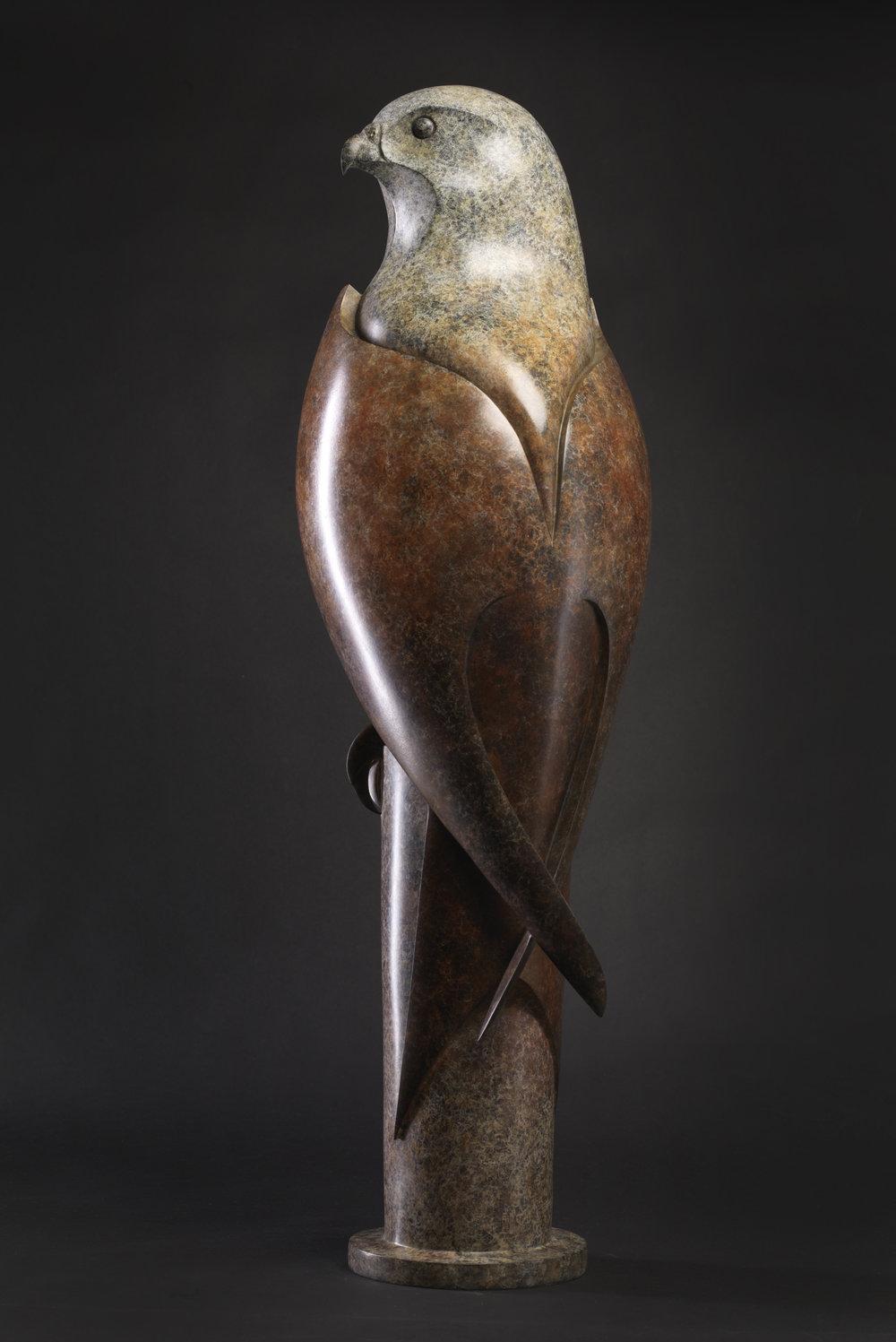 Red Kite .    £10,950 . H 77.5cm LE 7/12