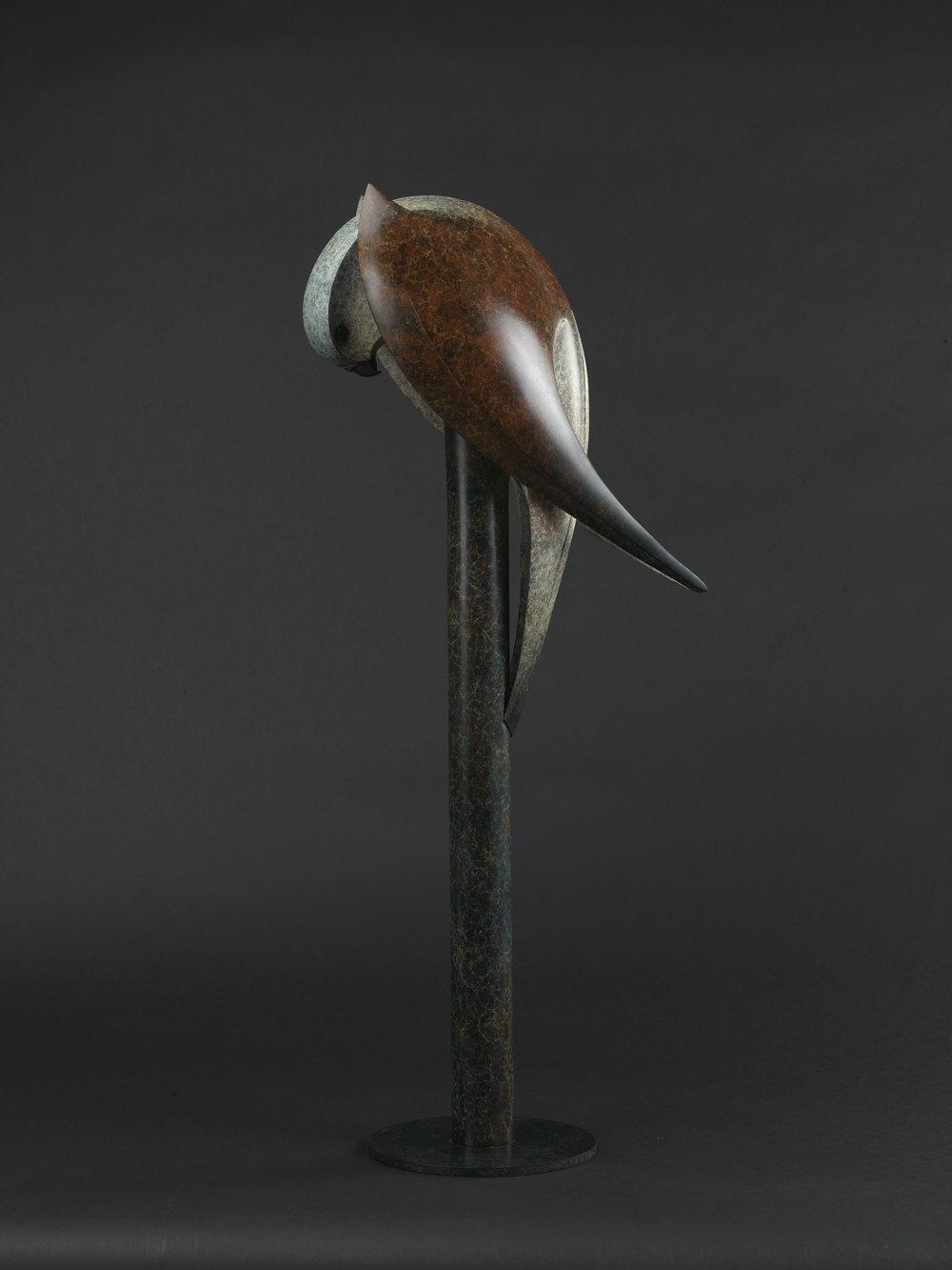 Kestrel  £9250. H 62cm LE 4/12