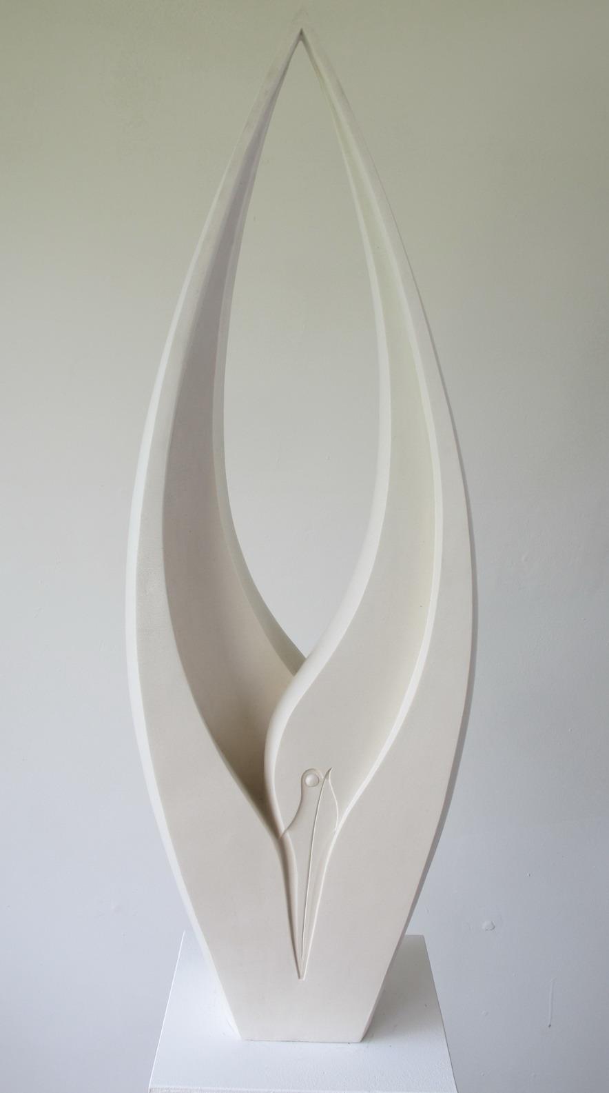 Gannets .   £950 . H 73cm