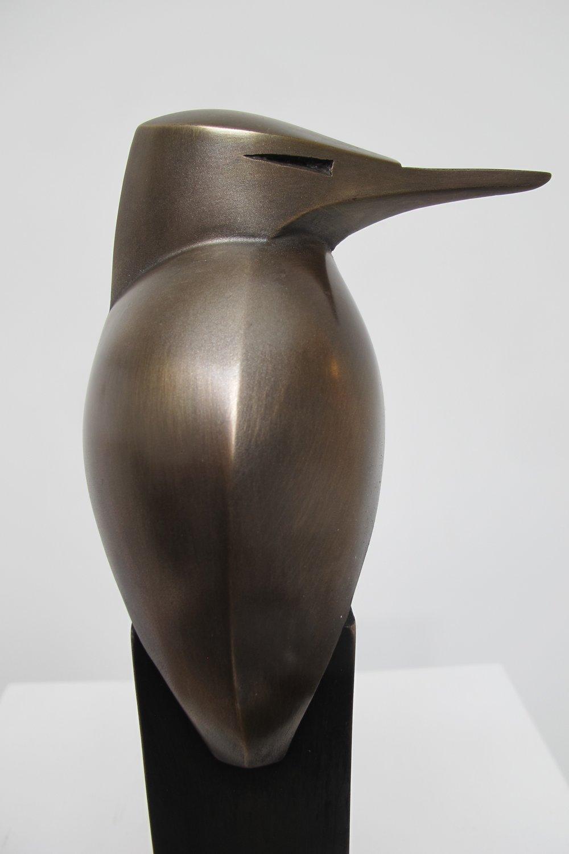 Cold cast bronze