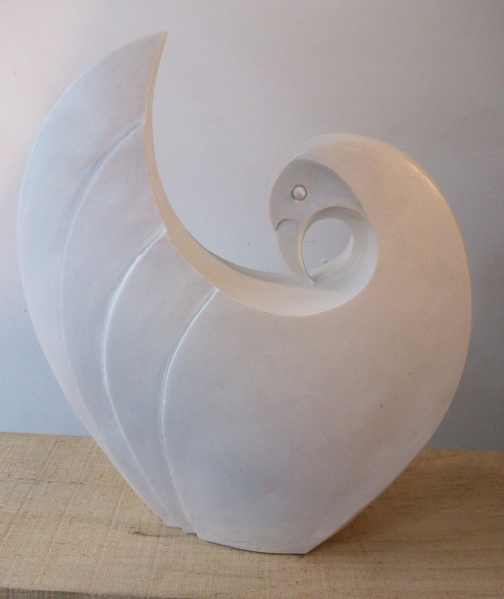 Cold cast marble