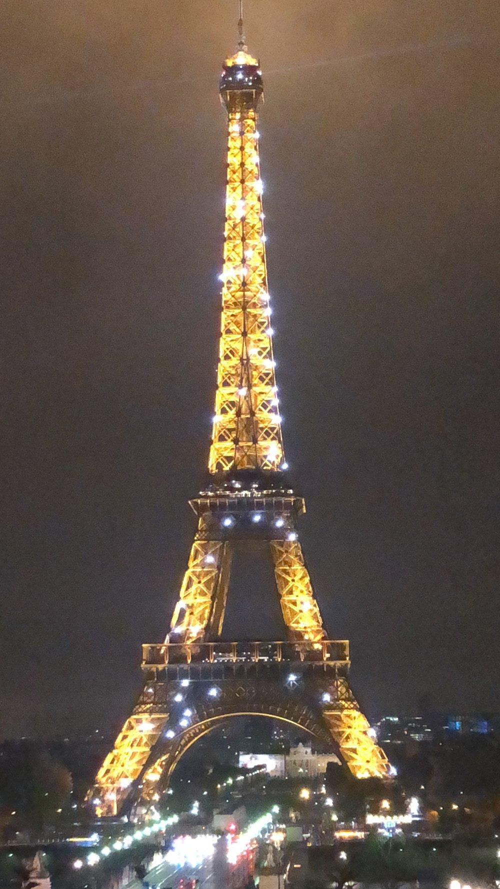 Paris - Eiffel Tower.JPG